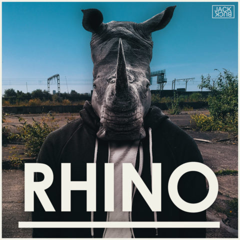 RHINO jack buck album art